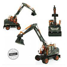 Doosan Dxi60w Black Limited Edition Excavator 1 50 Model 8138 Universal Hobbies