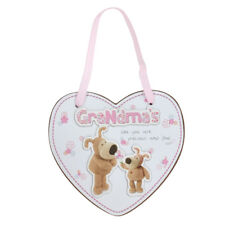 Boofle Precious Grandma Wooden Plaque With Ribbon Lovely Mother's Day Gift