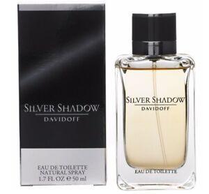 Davidoff Silver Shadow 50ml EDT Authentic Perfume Men COD PayPal Ivanandsophia