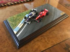 Microworld Italy | 1:43 | Schumacher & Hill F1 Championship Kiss | Diorama