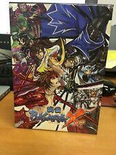 PS2 Sengoku Basara cross limited box