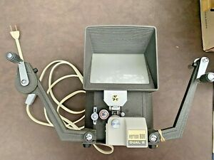 Vintage VERNON 808 Movie EDITOR with  VIEWER & SV Projector Table