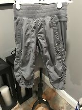 ivivva crop/pants size 8