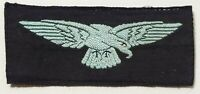British  RAF Royal Air Force Arm Eagle shoulder patch WW2
