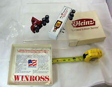 Winross Limited Edition - Heinz 57 Truck and Trailer