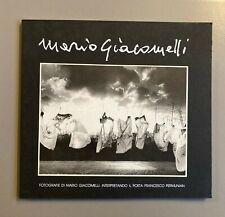 Mario Giacomelli 1985 - Interpretando il Poeta Francesco Permunian