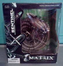 McFarlane The Matrix Reloaded Revolutions Sentinel Deluxe Boxed Set