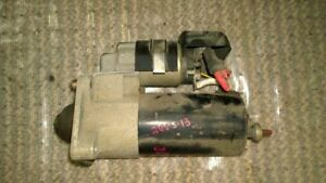 01 02 03 04 05 06 VOLVO S40 40 SERIES 1.9 1.4KW STARTER MOTOR 205-S-13