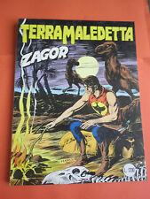ZAGOR ZENITH ORIGINALE N° 294 corrispondente a ZAGOR GIGANTE 243 Bonelli e Ferri
