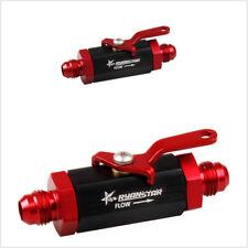 6AN 6AN Aluminum Shut-off valves For Emergency Fuel Shut Off's/Anti-theft Device