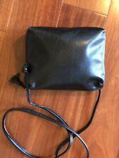 Bottega Veneta Black Leather Crossbody Or Shoulder Bag 100% Authentic