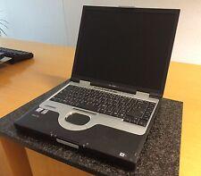 Robustes Notebook HP Compaq Evo N800c Intel Pentium4M 1,7 GHz 15 Zoll Display