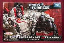 Takara Transformers 30th Anniversary Generations TG-23 Metroplex TG 23 Japan New