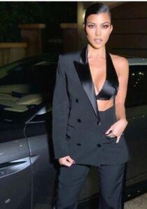{Memorial Weekend SALE} Brand New Black Women's tuxedo suit