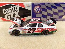 New 1999 Action 1:24 Scale NASCAR Casey Atwood Castrol GTX Chevy Monte Carlo #27