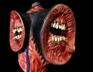 NEW Creepypasta Siren Halloween Mask Horror Cosplay Scary Monster Scifi Evil