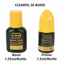 1 Kit CLEARFIL SE BOND Dental Bonding Light Cure Adhesive Self-Etching Primer
