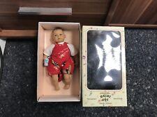 Heidi Ott Vinyl Puppe 22 cm. Mit Ovp. Top Zustand
