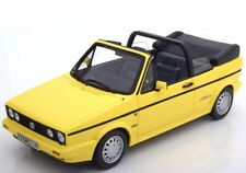 1/18 Otto GT Spirit Volkswagen Golf Series I Cabriolet Young Line Yellow OT693