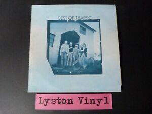 "Traffic - Best Of Traffic 12"" Vinyl LP"