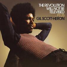 Gil Scott-Heron - Revolution Will Not Be Televised VINYL LP