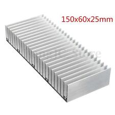 150x60x25mm Aluminum Heat Sink Cooling For Chip IC LED Transistor Power Memory