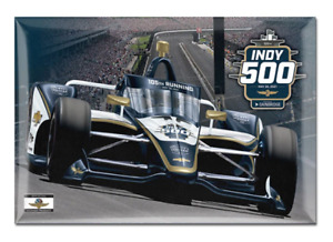 2021 Indianapolis 500 105TH Running Event Collector Magnet