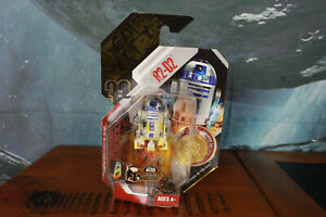 Star Wars 30th Anniversary Collection R2-D2 Figure Ultimate Galactic Hunt Gold