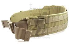 BAE Systems ECLiPSE Padded MOLLE Assault Belt - L/XL MJK khaki