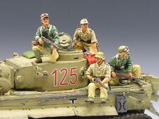 King and Country AK Tank Riders Set AK049