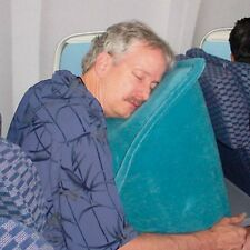 NEW | SkyRest Inflatable Airplane Travel Pillow Sky Rest Sleep | FREE SHIPPING