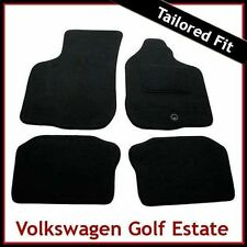 Volkswagen VW Golf Mk3 1991-1997 Tailored Carpet Car Mats BLACK
