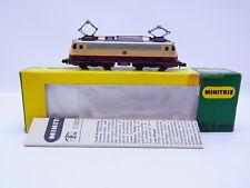 LOT 48913 | Minitrix 2055 E-Lok BR 112 der DB fahrbereit für Spur N in OVP