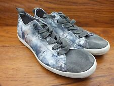 Womens Paul Smith  Floral Patterned Casual Trainers Size UK 4 EU 37