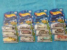 Hot Wheels 2002 Complete Super Treasure Hunt Set