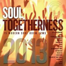 SOUL TOGETHERNESS 2013 15 Modern Soul Room Gems NEW & SEALED CD (EXPANSION)