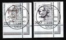BRD 2001 gestempelt ESST Berlin Eckrand unten rechts MiNr. 2158-2159