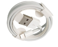 Lot of 10x Original Apple iPhone X 8 7 6S plus 5S Lightning USB Cable Charger