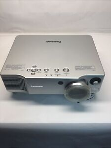 Panasonic PT-AE900U HD Home Theater Projector w/ Remote And Ceiling Mount