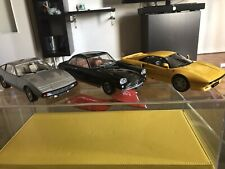 Lot De 3 Ferrari Kk Scale 1/18 288 Gto 365 Gtc4 Et 330 Gt 2+2 Neuves No Bbr