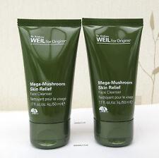 Origins Dr Weil Mega Mushroom Skin Relief Face Cleanser 2 X 50ml