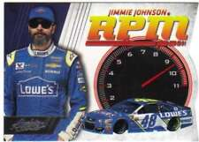 2017 Panini Absolute Racing RPM #4 Jimmie Johnson