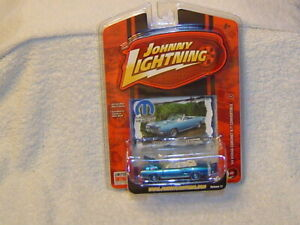 JOHNNY LIGHTNING WHITE LIGHTNING MOPAR OR NO CAR 69 DODGE CORONET R/T CONV