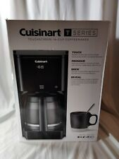 Cuisinart Touchscreen 14-Cup Programmable Coffeemaker Dcc-T20 New!