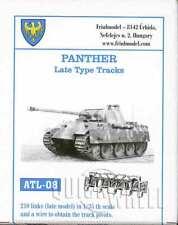 1/35 Friulmodel ATL-08 Panther Late Type Friul Metal Tracks