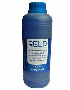 RELD Zylinderkopf Dichtung Tester CO2 Reaktionsflüssigkeit 1L 1000ml Leck prüfen