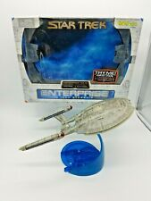 "Enterprise 12"" Star ship Star Trek Art Asylum NX-01 USED NICE Box Stand Fx"