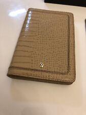 NEU MONTBLANC *Boheme* 4cc Leder Mappe Notebook Agenda Address book NP:495€ 1320