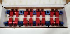 Mopar Chrysler BB 383 440 1.6 Aluminum Roller Rocker Arms & Shafts (Offset .600)