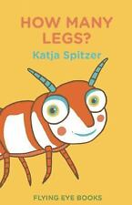How Many Legs? (Little Books for Little Hands)-ExLibrary